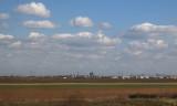 Belgrade and its sky