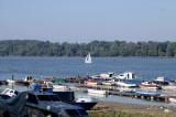 Sail on Danube River