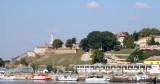 Port on Sava River