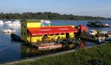 Floating restaurants 3