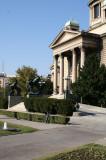 Parliament Portico