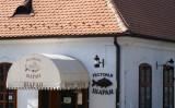 Saran (The Carp) Restaurant in Zemun by Danube River