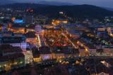 Ljubljana from the castle, 2006