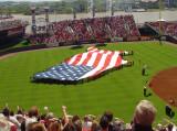 Cincinnati Reds Opening Day 2007