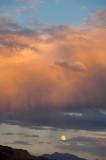 Moonrise over Moab