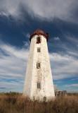 Faulkner's Island Light