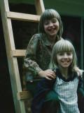 Amy and Angela