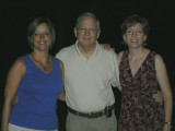 Amy, Dad and Angela