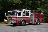 Fairfax County, VA  - Engine 438