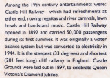 Castle Hill Railway