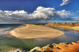 Onkaparinga River Mouth South Australia2.jpg