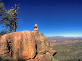 Rawnsley Bluff Hike, Flinders Ranges, South Australia