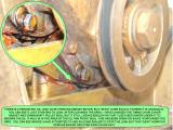 PERSISTENT OIL LEAK ON GERIATRIC PERKINS GENSET ENGINE