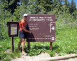Interpretive Trail map