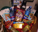 and how about a basket of running joy