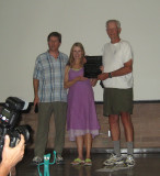 Ben & Denis Jones are inducted into the Badwater Hall of Fame