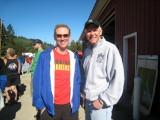 Tony! & Kendall (volunteers)