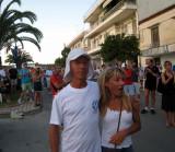 Piotr and me