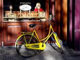 Bike and bar
