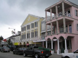 Shopping District in Nassau