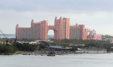 Atlantis Resort as seen from Nassau