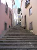 Narrow Streets of Sintra