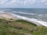 View of Atlantic at Foz do Arelho