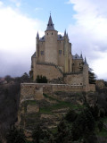 View of the Alcazar