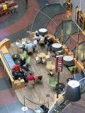 Malls and shopping centers