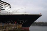 Queen Mary 2 Port de of Québec