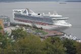 Grand Princess 2,600 passengers,