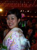 Beauty in a Kimono
