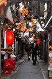 Narrow alley in Shinjiku