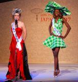 Miss New Zealand / Nigeria