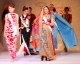 Miss India, Japan and Kenya