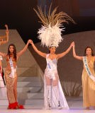 Miss Aruba, Bolivia, and Miss International 2005.