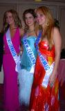 Miss Australia, New Zealand, Dominican Republic
