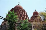 Domes of the shrine of Noor Eldin Mahmoud