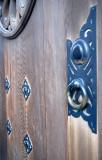 Main door of the shrine