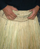The Traditional Fisherman's straw skirt