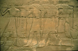 Wall scenary at Tha Karnak Temples2