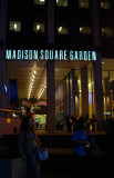Always live at Madison Square Garden