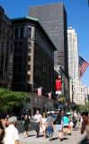 Busy streets of NY