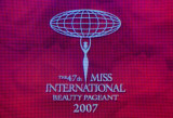 The 47th Miss International 2007 (National Costume Contest)