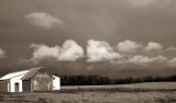 out-barns...sepia...