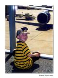 Josh at Atlanta Airport