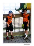 Josh & Nicky at Gatorland