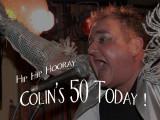 Colin's 50th Birthday