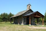 Chapel at Cruz de Ferro