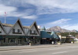 Connaught Drive (Main Street) Jasper